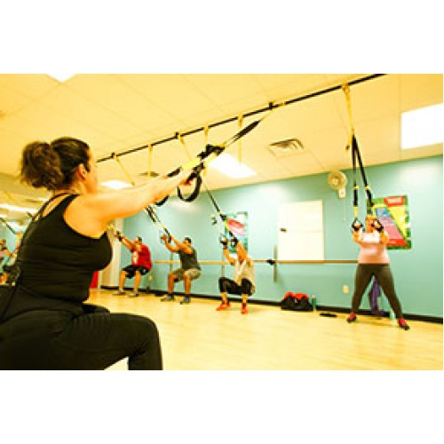 TRX Suspension Training: Saturdays 8:00 - 8:45 am