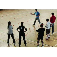 Adult Learn Inline Skating: Wednesdays 8:15 - 9:15 pm