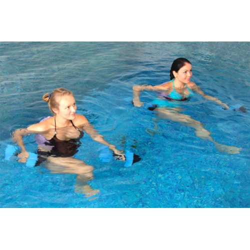 Aquacise (2-day): Tuesdays & Thursdays 7:15 - 8:00 pm