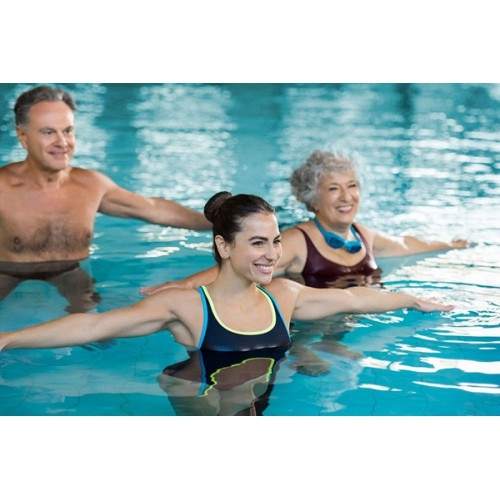 Aqua Fit : Fridays 12:45 - 1:30 pm