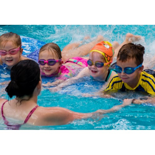 Beginner 1 (5-9 yrs): Thursdays 5:15 - 6:00 pm