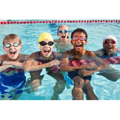 Swim Team Clinic (8-12 yrs): Wednesdays 8:00 - 8:45 pm