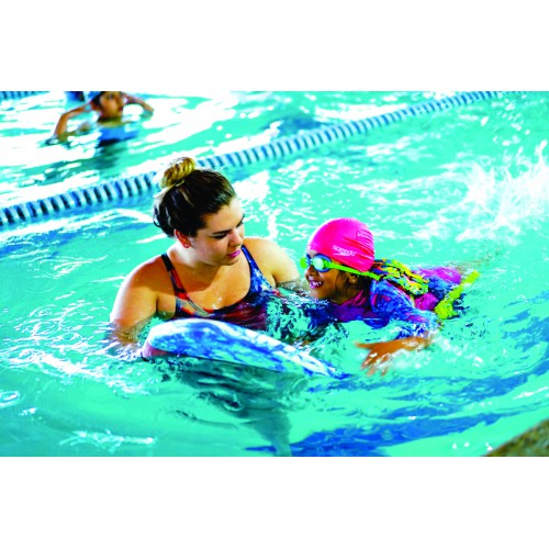 Toddler Splash 1 (4-5 yrs): Fridays 4:45 - 5:15pm