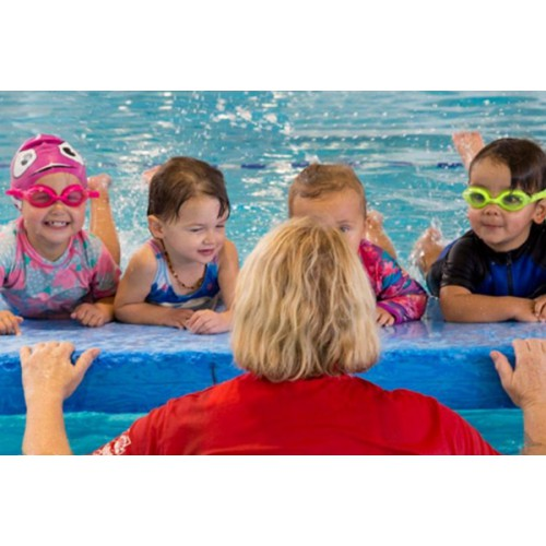 Toddler Splash 2 (4-5 yrs): Fridays 6:00 - 6:30 pm