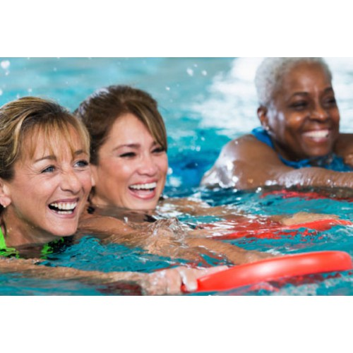 Water Works: Wednesdays 7:00 - 7:45 pm