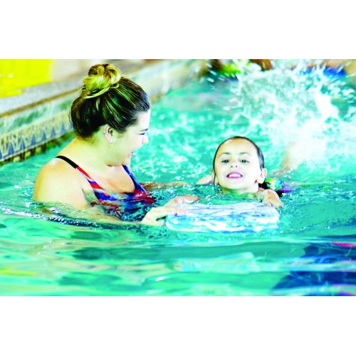 Young Toddlers/Toddler Splash (2-5 yrs): Mondays 9:30 - 10:00 am