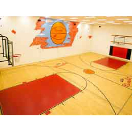 Basketball, Juniors (4-6 yrs): Fridays 5:55 - 6:40 pm