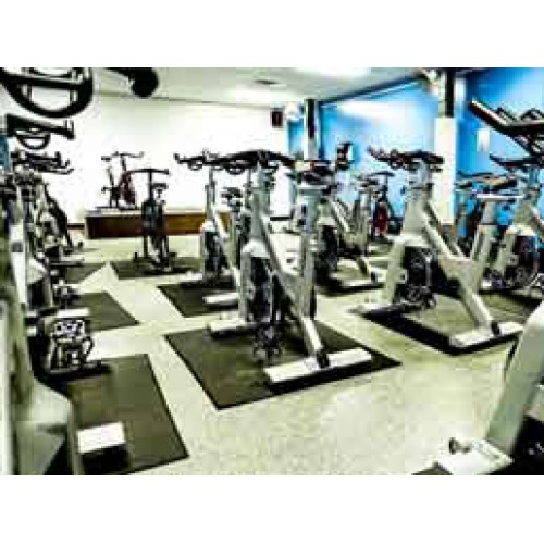 RPM by Les Mills: Mondays 9:30 - 10:15 am