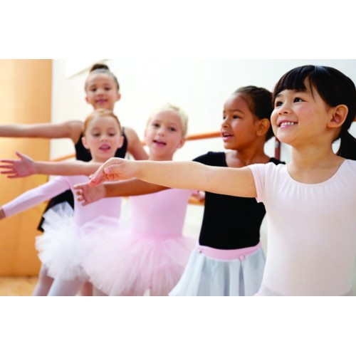 Ballet I (5-7 yrs): Saturdays 1:00 - 1:45 pm