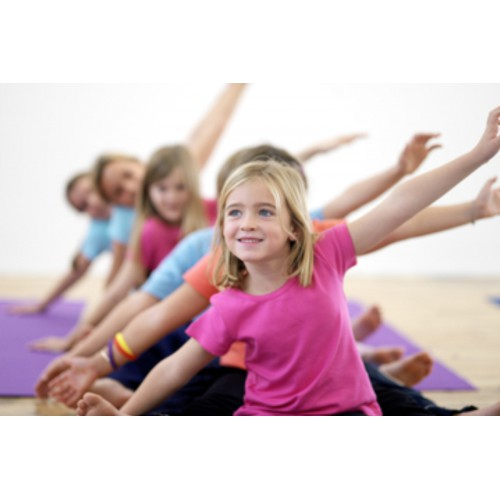 Tween / Teen Body Flow (10-15 yrs): Thursdays 4:45 - 5:30 pm