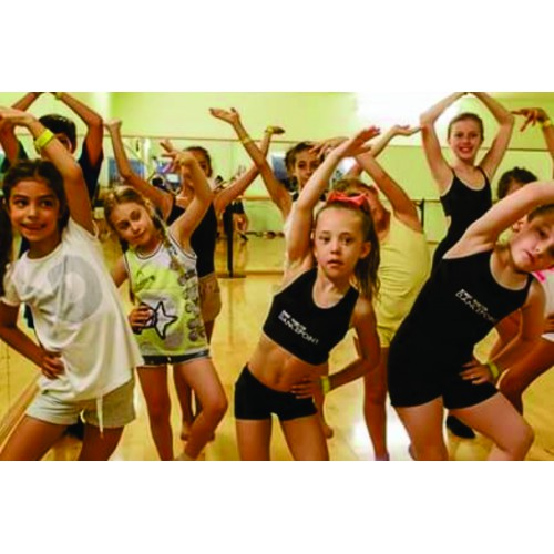 Kids Bollywood Dance (3-5 yrs): Tuesdays 5:15 - 6:00 pm