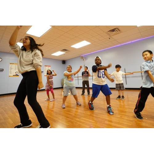 Dance Movement (4-6 yrs): Tuesdays 5:45 - 6:30 pm
