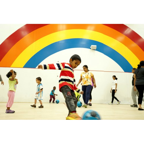 Soccer Skills I - Beg (4-6 yrs): Saturdays 10:25 - 11:10 am