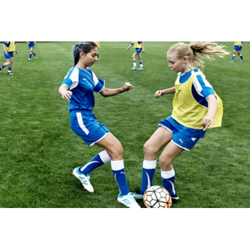 Soccer Skills III - Adv (9-13 yrs): Sundays 10:20 - 11:05 am