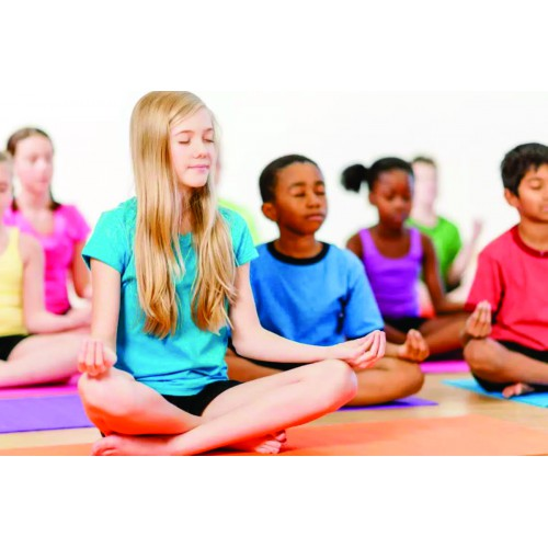 Special Needs Family Yoga: Thursdays 4:15 - 5:15 pm