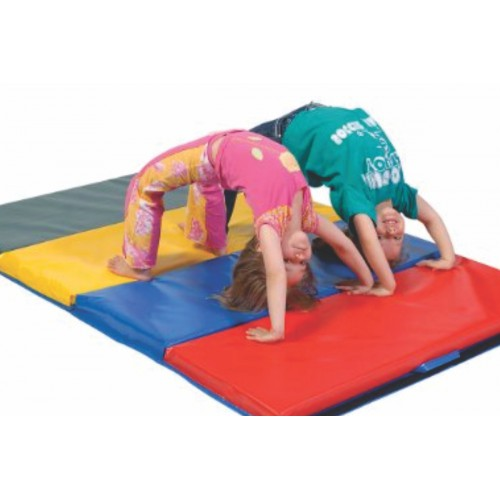 Tumbling & Gymnastics (3-6 yrs): Thursdays 4:50 - 5:35 pm