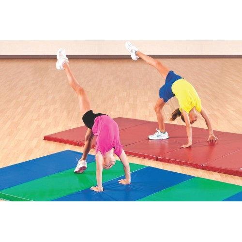 Tumbling & Gymnastics (7-11 yrs): Mondays 5:20 - 6:05 pm