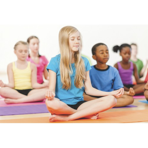 Tween Yoga (9-15 yrs): Mondays 5:00 - 5:45 pm