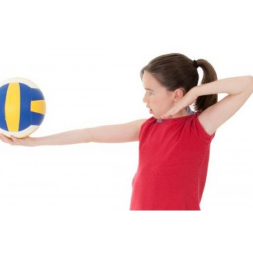 Volleyball Beginners (10-12 yrs): Wednesdays* 5:15 - 6:00 pm