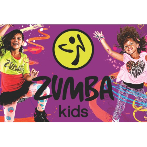 Tween Zumba (10-13 yrs): Fridays 6:40 - 7:25 pm