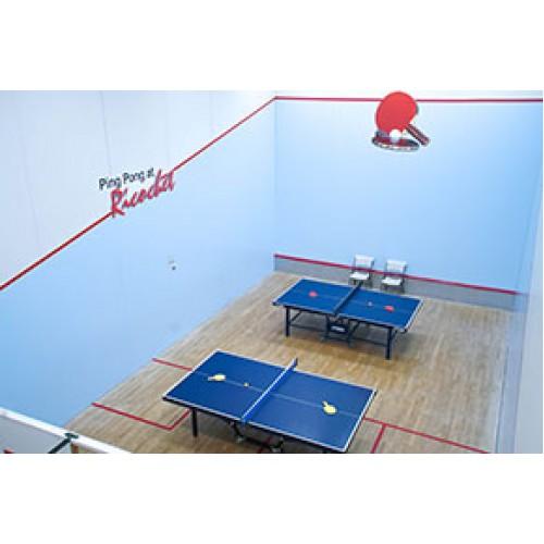 Table Tennis Beginners (8-12 yrs): Wednesdays 4:30 - 5:15 pm