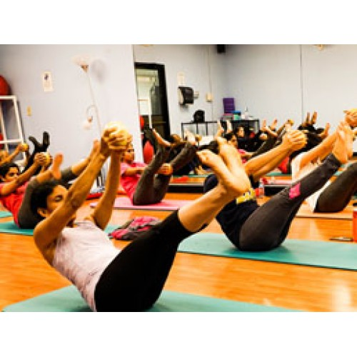 Yoga Young at Heart (2-day): Mondays & Thursdays 8:30 - 9:20 am