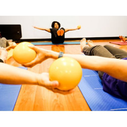 Yoga for Weight Loss: Thursdays 5:15 - 6:30 pm